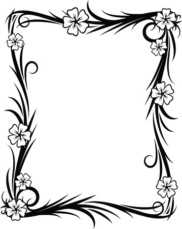Vintage frames and design elements - with place for your text Stock Vector - 16788422