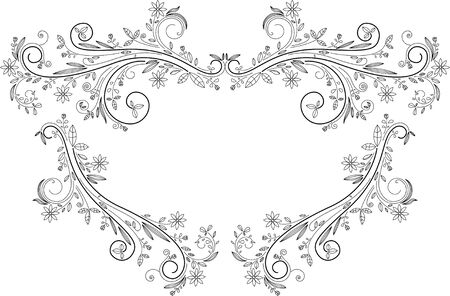 Vintage frames and design elements - with place for your text Stock Vector - 16788426