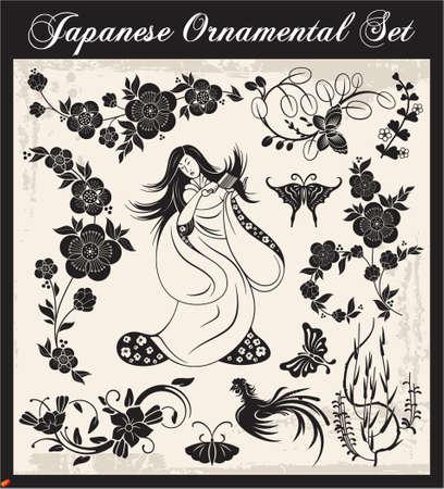 일본어 장식품