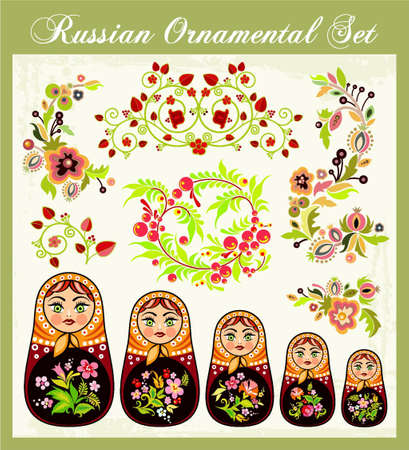 Russian Ornament