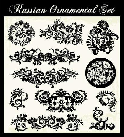 ロシアの飾り