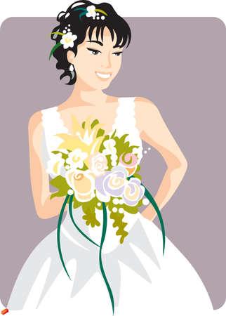 bridal bouquet: Wedding