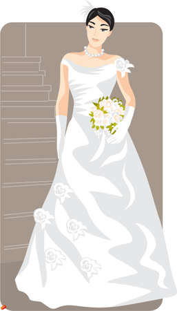 Wedding Illustration Illustration