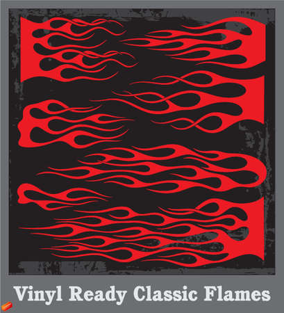 Flames Stock Vector - 19178107