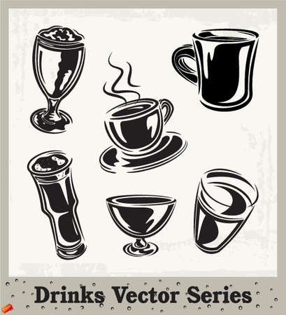 Drinks Illustration