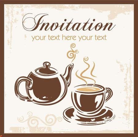 cup: Invitation