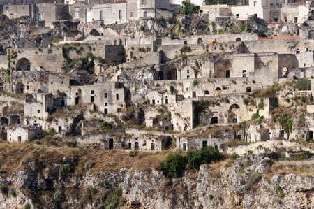 Matera (Basilicata, Italy) - The Old Town (Sassi), photo