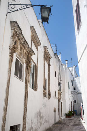 Ostuni (Brindisi, Puglia, Italy) - Old town photo