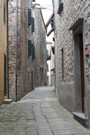 quirico: San Quirico (Svizzera Pesciatina, Pistoia Tuscany, Italy) - Typical old village