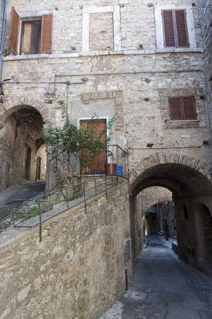 terni day: Amelia (Terni, Umbria, Italy) - Old town