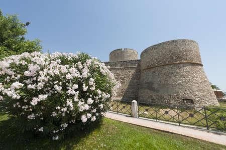 foggia: Manfredonia (Foggia, Puglia, Italy) - Castle