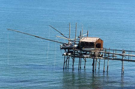 molise: Termoli (Campobasso, Molise, Italy) - Fishing