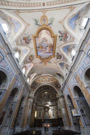 terni: Amelia (Terni, Umbria, Italy) - Cathedral interior (all paintings: 15th-19th century)