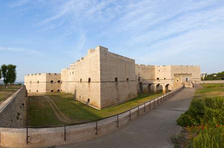 11th century: Barletta (Puglia, Italy) - Medieval castle