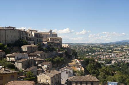terni: Narni (Terni, Umbria, Italy) - Old town and panorama