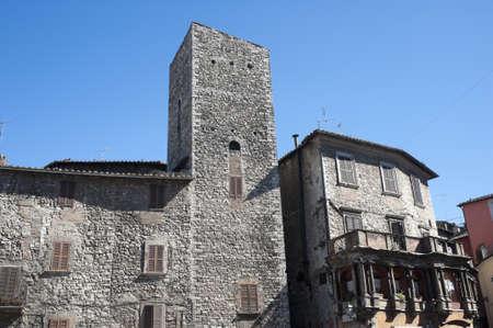 terni day: Narni (Terni, Umbria, Italy) - Old buildings