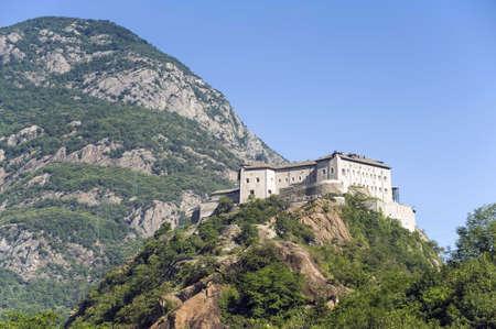 bard: Bard (Aosta, Italy) - The ancient fortress