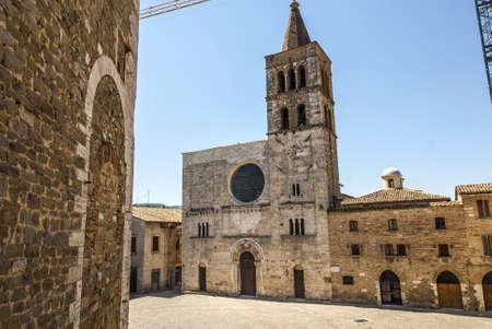bevagna: Bevagna (Perugia, Umbria, Italy) - The medieval Silvestri Square