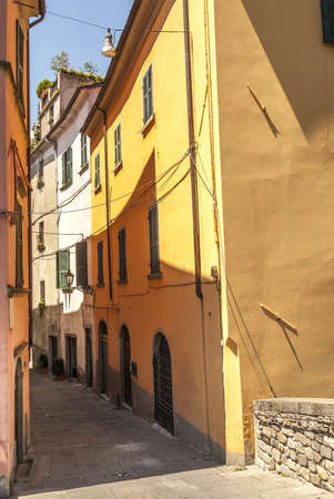 massa: Pontremoli (Massa Carrara, Tuscany, Italy) - Old street
