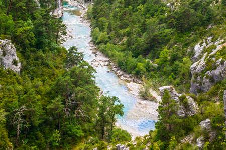 Gorges du Verdon  Alpes-de-Haute-Provence, Provence-Alpes-Cote d photo