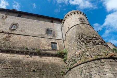 fabrica: Fabrica di Roma (Viterbo, Lazio, Italy): medieval town: the castle Editorial