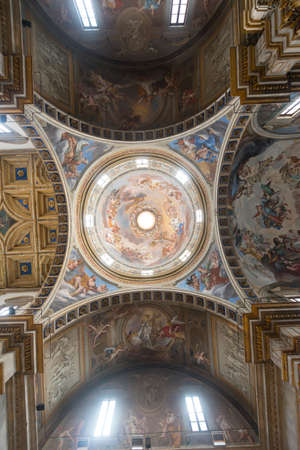 castello: Citta di Castello (Perugia, Umbria, Italy): historic buildings