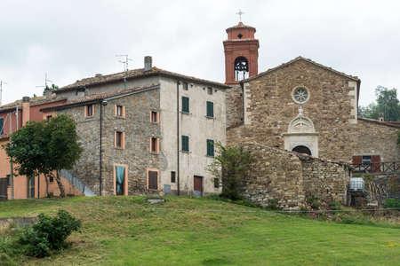 appennino: Montefeltro (Marches, Italy): Santa Maria, old village