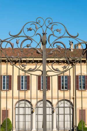 taverna: Canonica al Lambro (Monza e Brianza, Lombardy, Italy): the historic Villa Taverna Editorial
