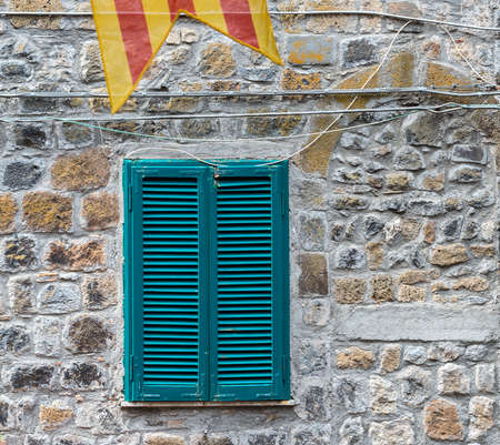 viterbo: Bolsena (Viterbo, Lazio, Italy): old typical house of the medieval town