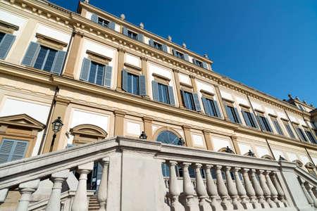 monza: Monza (Lombardy, Italy) - Royal Palace, the facade