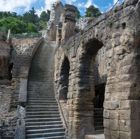 vaucluse: Orange (Vaucluse, Provence-Alpes-Cote dAzur, France): the Roman Theatre