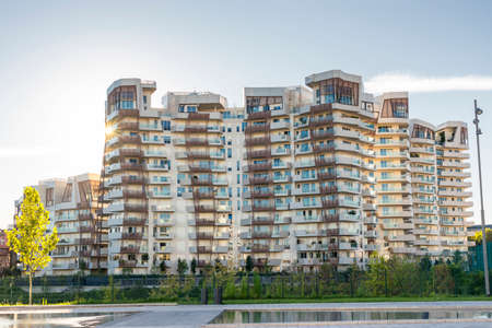 citylife: Modern residential buildings in Milan (Lombardy, Italy): Citylife