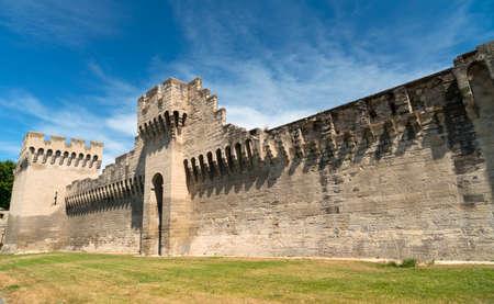 vaucluse: Avignon (Vaucluse, Provence-Alpes-Cote dAzur, France): the medieval walls Editorial