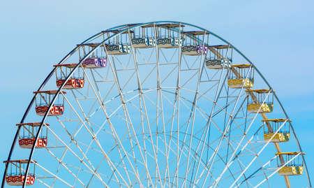 vaucluse: Avignon (Vaucluse, Provence-Alpes-Cote dAzur, France): the big wheel