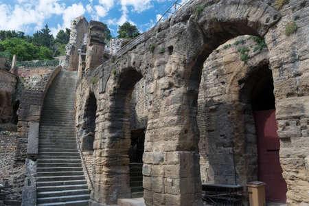 vaucluse: Orange (Vaucluse, Provence-Alpes-Cote dAzur, France): the Roman Theatre