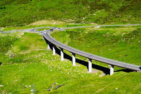 andorra: Mountain landscape in Andorra at summer (July)