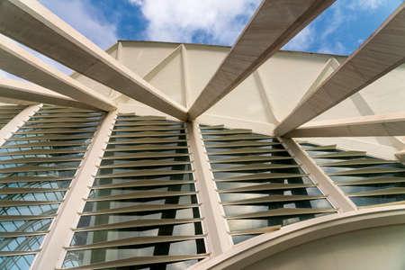 felix: Valencia (Spain), the City of Arts and Sciences, projected by Santiago Calatrava and Felix Candela