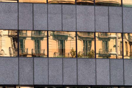Barcelona (Catalunya, Spain): modern building along the Paseig de Gracia