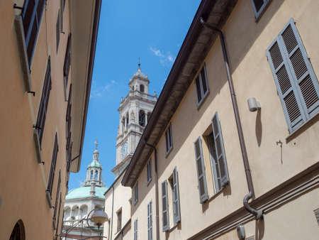 Busto Arsizio, Varese, Lombardy, Italy: the historic church of Santa Maria in Piazza Archivio Fotografico