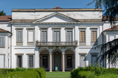 Monza park (Lombardy, Italy) - Palazzo Mirabello, built in the 17th century
