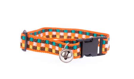 bulwark: dog collar isolated on white background