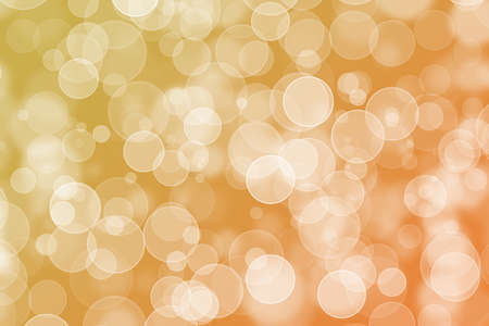 glimmer: beautiful bokeh on a colorful background Stock Photo