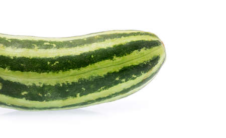 cucumber isolated on white background Stock Photo