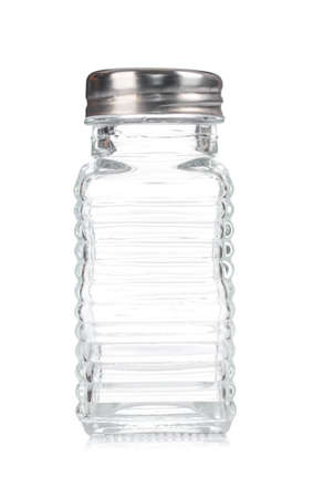 condiment bottle isolated on white background