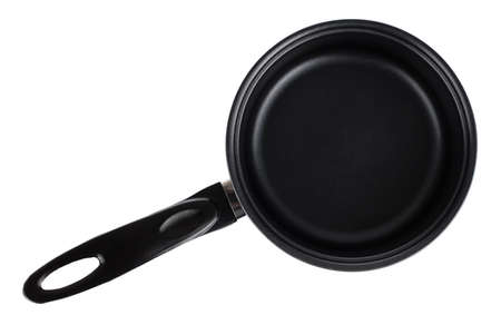 sauce pan isolated on white background Stock fotó