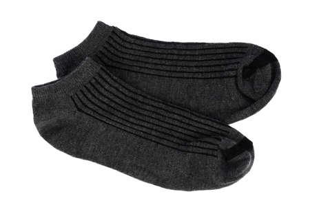 Short Sock Isolated on white background
