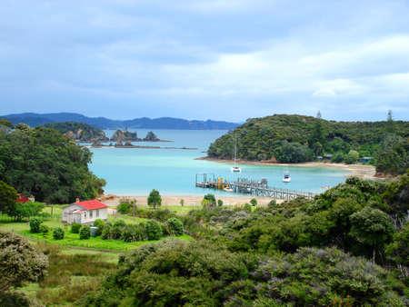 largest: Urupukapuka Island, Bay of Islands, New Zealand