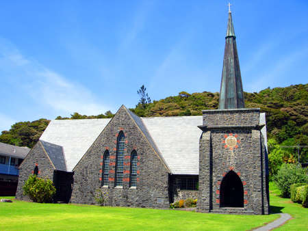 St Paul's Anglican Church, Paihia, Bay of Islands, New Zealand