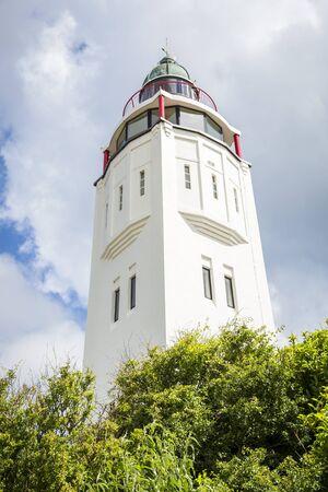 Harlingen old lighthouse, Friesland, the Netherlands
