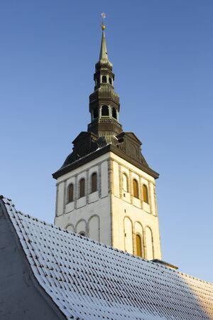 St. Nicholas Church, Tallinn Estonia